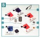 Samolepiace elektródy a príslušenstvo