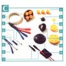Vákuové elektródy a príslušenstvo