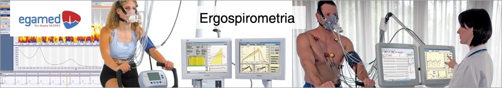 Ergospirometria