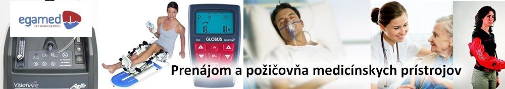 Oxygenoterapia - VisionAire koncentrátor kyslíka